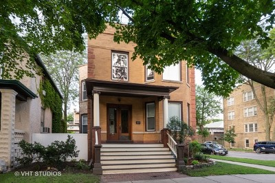 Ravenswood Multi Family Home For Sale: 2035 West Leland Avenue