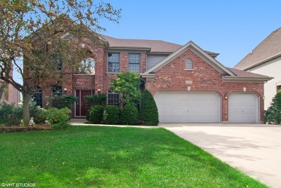 Naperville IL Single Family Home New: $545,000
