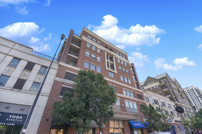 Condo/Townhouse New: 1133 South State Street #B507