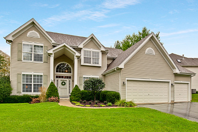 Crystal Lake IL Single Family Home New: $325,000