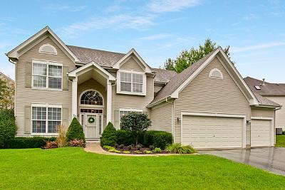 Crystal Lake Single Family Home New: 89 Talcott Avenue