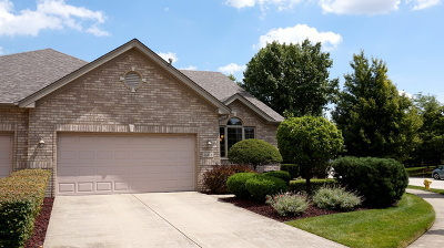Orland Park Condo/Townhouse New: 16163 Hillcrest Circle