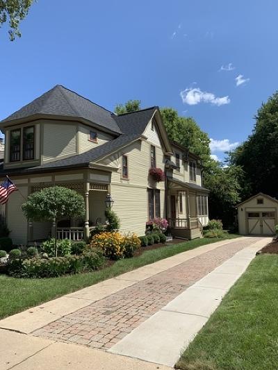Geneva Single Family Home New: 213 South 5th Street