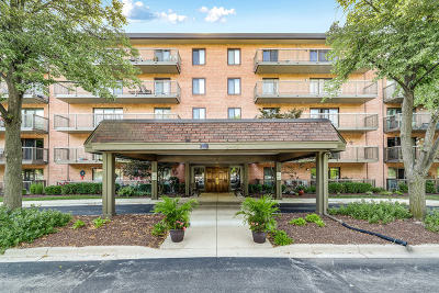 Willowbrook Condo/Townhouse For Sale: 6443 Clarendon Hills Road #304F
