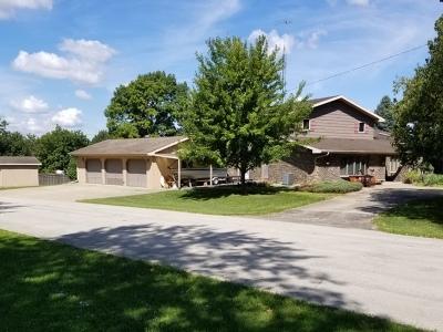 Joliet Single Family Home Price Change: 1001 Murphy Drive