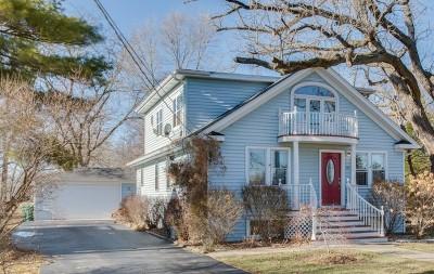 Lake Villa Single Family Home New: 20 Oak Lane Drive