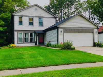 Buffalo Grove Single Family Home New: 505 Ronnie Drive