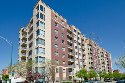 Chicago Condo/Townhouse New: 100 North Hermitage Avenue #603