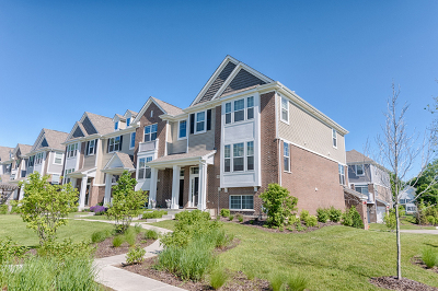 Naperville Condo/Townhouse New: 1431 North Charles Avenue