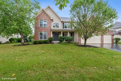 Crystal Lake Single Family Home For Sale: 1787 Goldsboro Lane