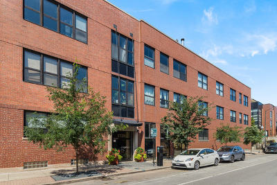 Chicago Condo/Townhouse New: 1728 North Damen Avenue #108