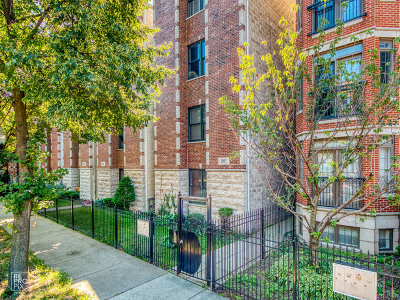 Chicago Condo/Townhouse New: 2337 West Harrison Street #1