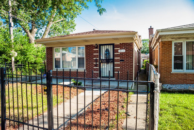 Chicago Single Family Home New: 411 West 98th Street