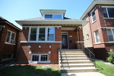 Chicago Single Family Home New: 6946 South Campbell Avenue