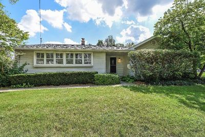 Downers Grove Single Family Home New: 5709 Fairmount Avenue
