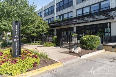 Chicago Condo/Townhouse New: 1151 West 15th Street #107