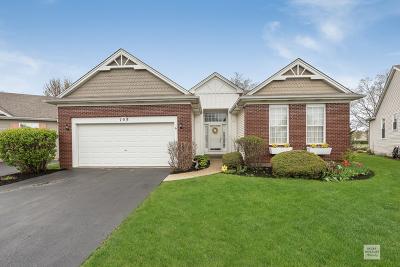 Oswego Single Family Home New: 708 Ponds Court