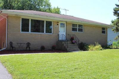 Lockport Single Family Home For Sale: 16833 West 144th Lane