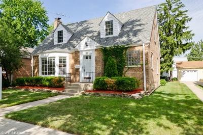 Chicago, Aurora, Elgin, Hammond, Joliet, Kenosha, Michigan City, Naperville Single Family Home New: 6506 North Olympia Avenue