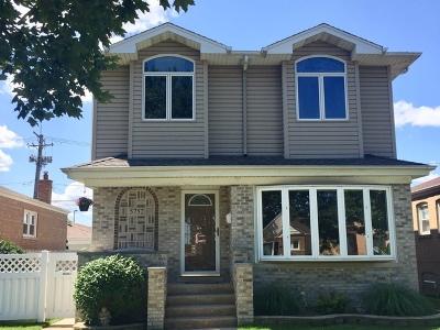 Chicago Single Family Home New: 5752 South Mason Avenue