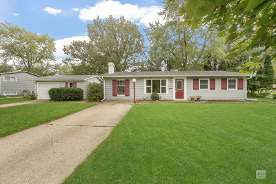 Montgomery Single Family Home For Sale: 3 Crestwood Court