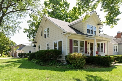 Chicago, Aurora, Elgin, Hammond, Joliet, Kenosha, Michigan City, Naperville Single Family Home New: 51 South Melrose Avenue