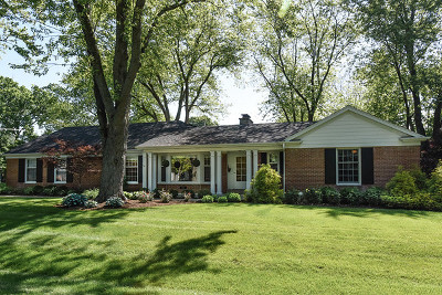 Geneva Single Family Home New: 515 Charles Street