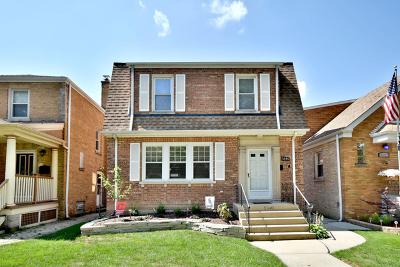 Chicago, Aurora, Elgin, Hammond, Joliet, Kenosha, Michigan City, Naperville Single Family Home New: 5340 North Newcastle Avenue