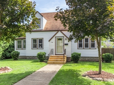 Wilmington Single Family Home For Sale: 215 South Main Street