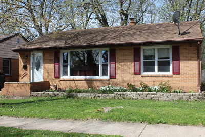Single Family Home For Sale: 109 North Coolidge Street