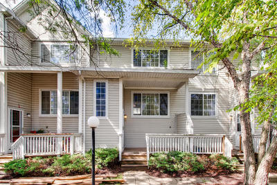 Hanover Park Condo/Townhouse New: 6364 Freemont Drive
