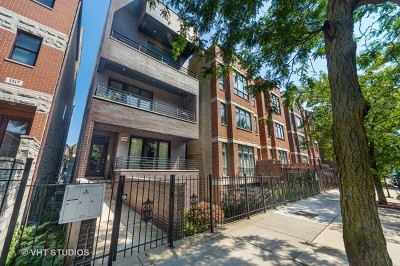 Chicago, Aurora, Elgin, Hammond, Joliet, Kenosha, Michigan City, Naperville Condo/Townhouse New: 1515 North Bosworth Avenue #2