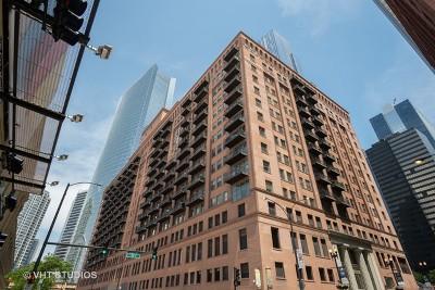 Chicago, Aurora, Elgin, Hammond, Joliet, Kenosha, Michigan City, Naperville Condo/Townhouse New: 165 North Canal Street North #1226