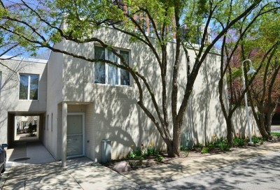 Condo/Townhouse Re-Activated: 1044 South Plymouth Court