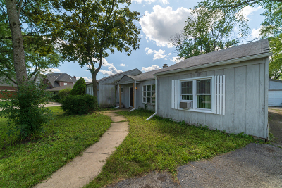 Hinsdale Single Family Home Contingent: 5546 South Bruner Street