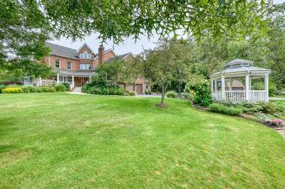 Glen Ellyn Single Family Home For Sale: 2s385 Milton Avenue
