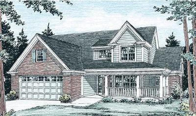 Woodridge Single Family Home For Sale: 948 Stonebridge Way