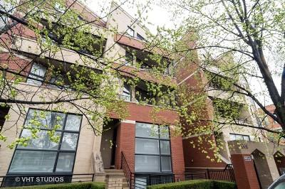 Chicago, Aurora, Elgin, Hammond, Joliet, Kenosha, Michigan City, Naperville Condo/Townhouse New: 1506 West Grand Avenue #2E