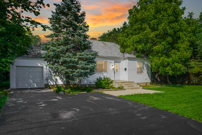 Glenview Single Family Home Price Change: 3614 Central Road