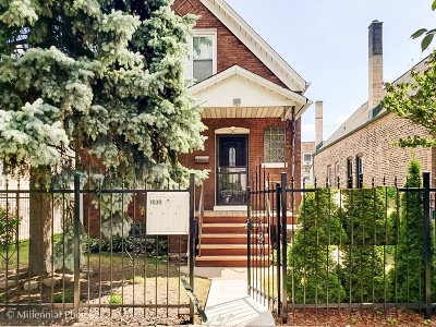 Chicago, Aurora, Elgin, Hammond, Joliet, Kenosha, Michigan City, Naperville Single Family Home New: 1039 North Spaulding Avenue