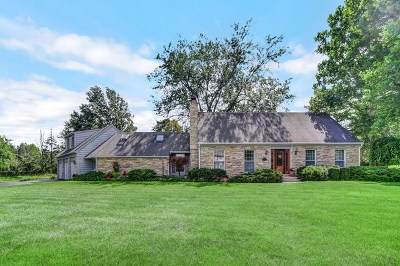 Frankfort Single Family Home For Sale: 912 Abbotsford Lane