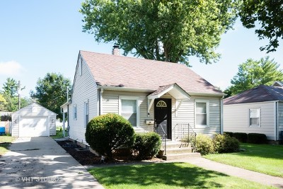 West Dundee Single Family Home Contingent: 88 Riverside Avenue