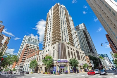 Condo/Townhouse For Sale: 635 North Dearborn Street #1102