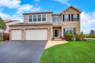Huntley Single Family Home For Sale: 10744 Wheatlands Way