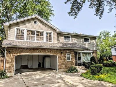 Bensenville Single Family Home Price Change: 906 Dolores Drive