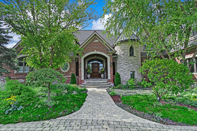 Willowbrook Single Family Home For Sale: 548 Ridgemoor Drive