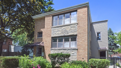 Skokie Multi Family Home For Sale: 4728 Washington Street
