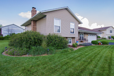Frankfort Single Family Home Price Change: 8125 W Norwood Drive
