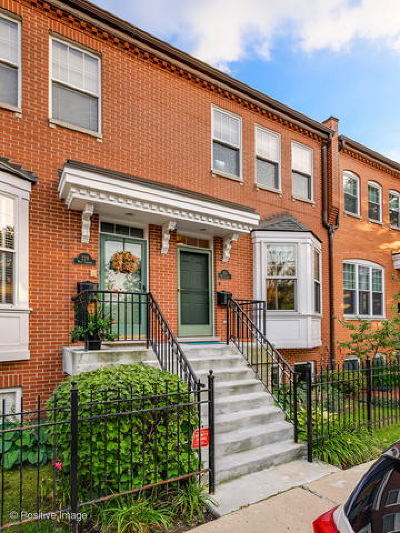 Condo/Townhouse For Sale: 231 West Goethe Street
