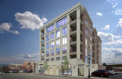 Elmhurst Condo/Townhouse Contingent: 195 North Addison Avenue #PH03